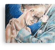 Wrapt in Each Other Canvas Print