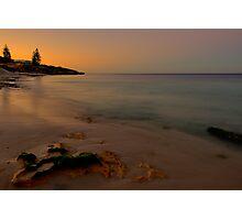 Morning Sun Rise Photographic Print