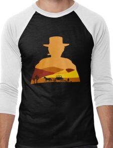 2 Types of people Men's Baseball ¾ T-Shirt