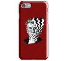 David Lynch smoking iPhone Case/Skin