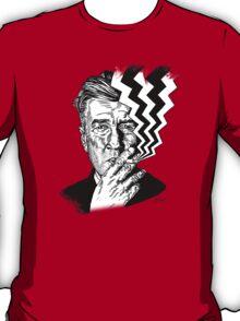 David Lynch smoking T-Shirt