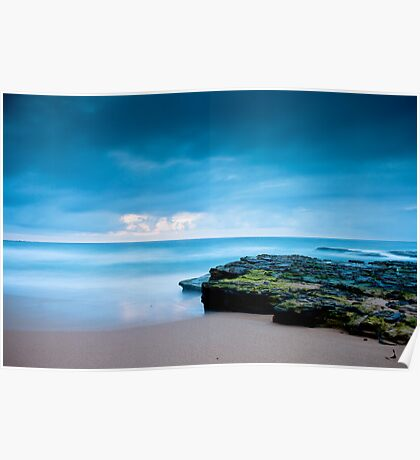 Sunrise - Turimetta Beach, Australia Poster