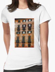 Piazza Grazioli Womens Fitted T-Shirt