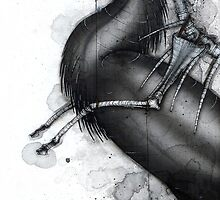 Ram Exoskeleton by Kaitlin Beckett
