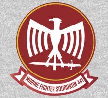 Marine Fighting Squadron 441 Emblem Baby Tee