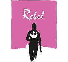 Rebel Han Solo Drive Mashup Photographic Print