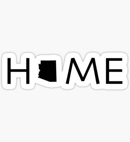 ARIZONA HOME Sticker