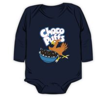 Coo Coo for Choco Puffs- Final Fantasy Spoof  One Piece - Long Sleeve