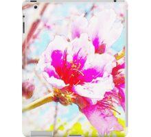 Chalk Blossoms iPad Case/Skin