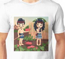 Poi, Haka and Kumara Unisex T-Shirt