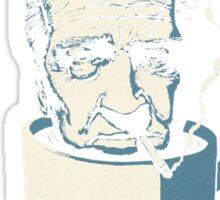 Cup of coffee - David Lynch Sticker