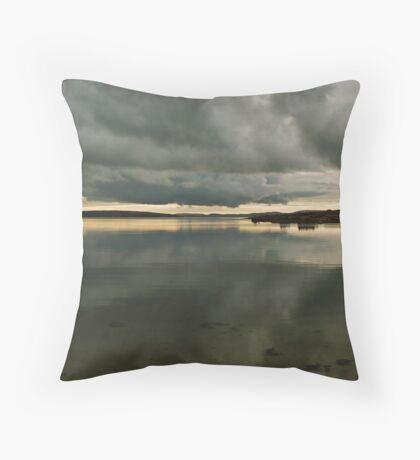 Scapa Flow Throw Pillow