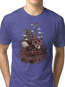 Land of the Sleeping Giant Tri-blend T-Shirt