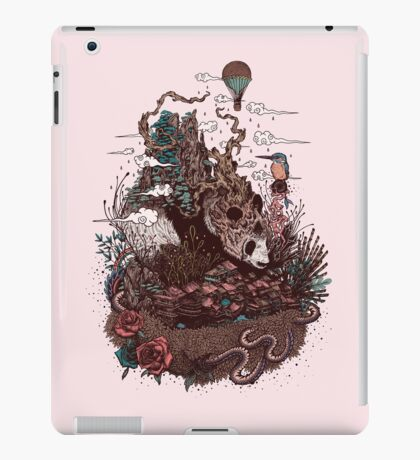 Land of the Sleeping Giant iPad Case/Skin
