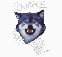da wolf by Lochie Laffin Vines