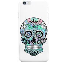 Sugar Skull Hologram iPhone Case/Skin