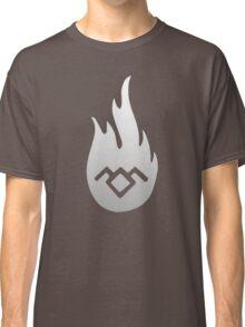 Twin Peaks symbol Classic T-Shirt