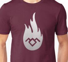 Twin Peaks symbol Unisex T-Shirt