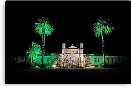 King Edward Memorial Hospital  - Western Australia  by EOS20