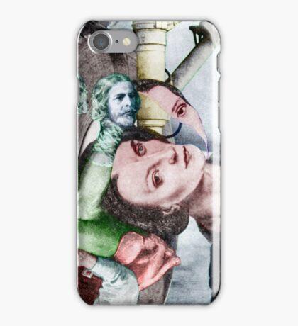 Parallel Worlds Series. iPhone Case/Skin
