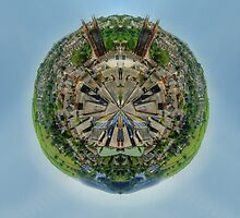 Little Planet Totnes by phil hemsley