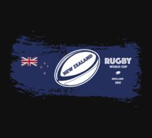 New Zealand Rugby World Cup Supporters by afromedia
