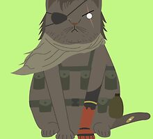 Venom Snake the Cat [standalone (1)] by METALEAD