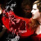 Cantaora & bailaora de Flamenco by Dulcina
