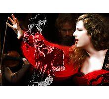 Cantaora & bailaora de Flamenco Photographic Print