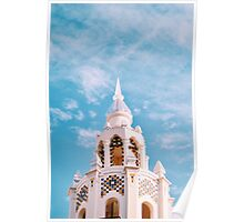 Carthay in the Sky with Diamonds Poster