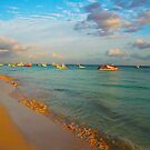 Playa del Carmen Beach, MEXICO by Bruno Beach