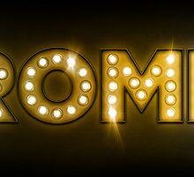 Rome in Lights by Michael Tompsett