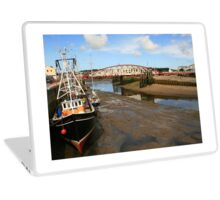 Ramsey Harbour Laptop Skin