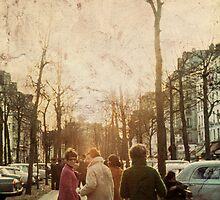 In Paris 1968 by pennyswork
