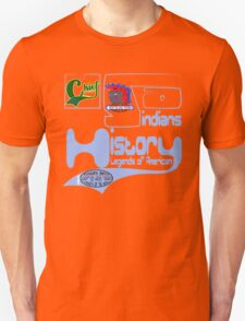 usa indian tshirt by rogers bros co Unisex T-Shirt