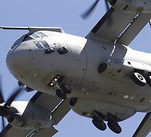 C-27J Spartan by Daniel McIntosh