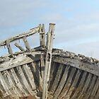 proue de bateau au soleil by seccotine