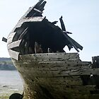 proue de bateau en vrille by seccotine