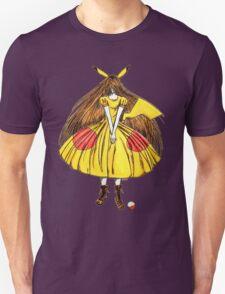 Lady Pikachu Unisex T-Shirt