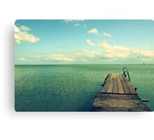 Who knows how far a dream can take you .... Canvas Print