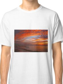 Sunset in Cancun, Mexico Classic T-Shirt