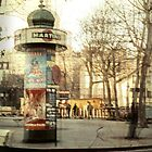 Pigale - Paris - 1968 by pennyswork