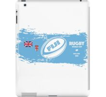 Fiji World Cup Rugby Supporter iPad Case/Skin
