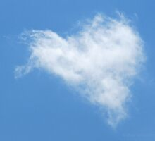 ♥ hearty cloud ♥ by Jean Gregory  Evans