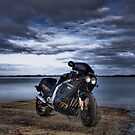 Suzuki GSX R Hyper Sports HDR by Chris Paddick
