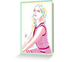 Gillian Jacobs  Greeting Card