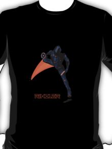 Tron Rinzler With Text T-Shirt