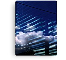 I've looked at clouds from both sides now... Canvas Print