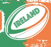 Ireland World Cup Rugby  Sticker