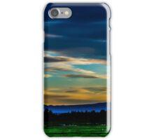 Sunset #208 iPhone Case/Skin